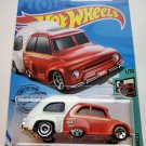 Hot Wheels 2020 Tooned RV There Yet 37/250, Red and White