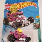 Hot Wheels 2020 Tooned Skull Shaker, Pink 61/250