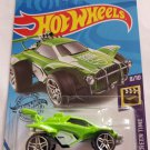 Hot Wheels 2020 Rocket League Hw Screen Time Octane, Green 13/250
