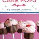 Cake Pops by Bakerella Notecards Cards – Box set