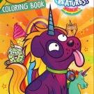 Crayola - Coloring Book - Uni Creatures!
