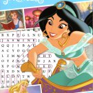 Disney Princess - Activity Book Word Search