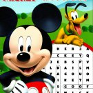 Disney Mickey - Activity Book Word Search