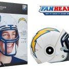 FanHeads Wearable NFL Football Helmets (All Team Options)