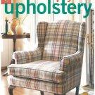 Leisure Arts LEA Simply Upholstery Bk