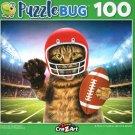 Scratch My Quarterback - Puzzlebug - 100 Piece Jigsaw Puzzle