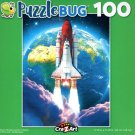 Space Shuttle Launch in Space - Puzzlebug - 100 Piece Jigsaw Puzzle