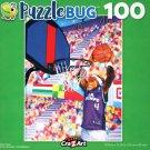 Slam Dunk - Puzzlebug - 100 Piece Jigsaw Puzzle