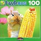 Chompy Chipmunk - Puzzlebug - 100 Piece Jigsaw Puzzle