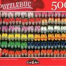 Wooden Clogs Souvenirs, Netherlands - 500 Pieces Jigsaw Puzzle