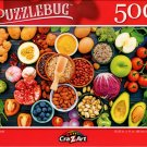 Superfoods - 500 Pieces Jigsaw Puzzle
