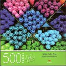 Multi - Color Pens - 500 Piece Jigsaw Puzzle