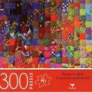 Patchwork Quilt - 300 Piece Jigsaw Puzzle