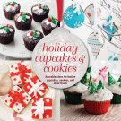 Holiday Cupcakes & Cookies Hardcover Book