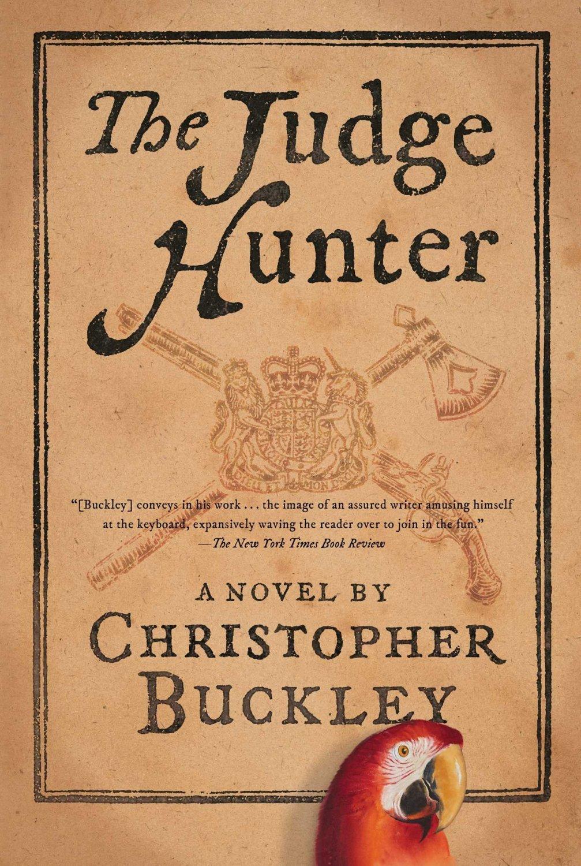 The Judge Hunter Hardcover Book