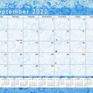 2020-2021 Monthly Magnetic/Desk Calendar - 16 Months - (Edition #19)