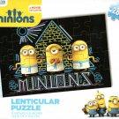 Minions - 28 Piece Lenticular Puzzle