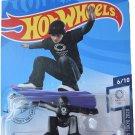 Hot Wheels Olympic Games Tokyo 2020 6/10 Skate Grom 154/250, Purple/Black