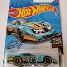 Hot Wheels 2020 Hw Race Day '76 Greenwood Corvette, Teal 34/250