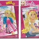 Mattel Barbie Jigsaw Puzzle - 48 Pc, Assorted Prints, 9.125x10.37