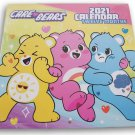 Care Bears 2021 Twelve Month Wall Calendar