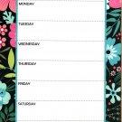 "Desk Pad Weekly Planner Calendar 8.75"" X 5.5"" - v2"