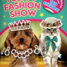Sticker Activity Book - Fluffy Fashion Show - Mega Sticker Book with Over 150 Stickers