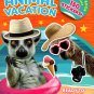 Sticker Activity Book - Animal Vacation - Mega Sticker Book with Over 150 Stickers