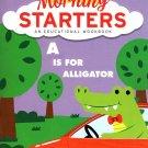 Kindergarten - Morning Starters Educational Workbooks - v7