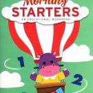PRE-K - Morning Starters Educational Workbooks - v8