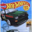 Hot Wheels Baja Blazers Series 7/10 '84 Sport Quattro 43/250, Green