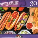 Hot Dog Station - 300 Pieces Jigsaw Puzzle