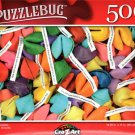 Fortune Cookies - 500 Pieces Jigsaw Puzzle