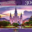 Jackson Square and St Louis Cathedral - 300 Pieces Jigsaw Puzzle