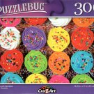 Cupcakes with Sprinkles - 300 Pieces Jigsaw Puzzle