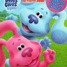 Nickelodeon Blue's Clues & You - Jumbo Coloring & Activity Book - Let's Play Blue's Clues!