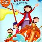 Bible Seek and Find - Look Learn Enjoy - Book 4