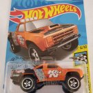 Hot Wheels 2020 Hw Speed Graphics '87 Dodge D100, Orange 128/250