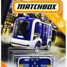 Matchbox MBX Self-Driving Bus MBX City Diecast 1/64