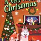 Kappa Books Christmas Edition Holiday Jumbo Coloring and Activity Book ~ A Very Puppy Christmas