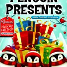 Kappa Books Christmas Edition Holiday Jumbo Coloring and Activity Book ~ Penguin Presents