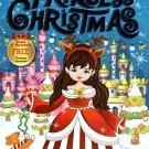 Kappa Books Christmas Edition Holiday Jumbo Coloring and Activity Book ~ Princess Christmas