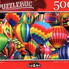Hot Air Balloons - 500 Pieces Jigsaw Puzzle