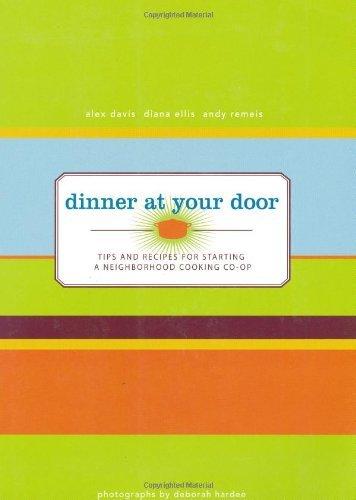 Dinner At Your Door. Cooking Book