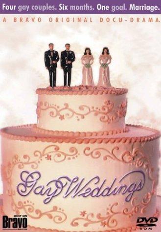 Gay Weddings DVD