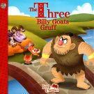 The Three Billy Goats Gruff - The Little Classics collection - Classic Fairy Tales