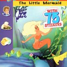 The Little Mermaid - Sticker Fun - Sticker Activity Book with 75 Stickers