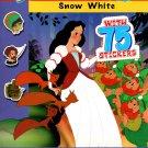 Snow White - Sticker Fun - Sticker Activity Book with 75 Stickers