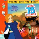 Beauty and The Beast - Sticker Fun - Sticker Activity Book with 75 Stickers