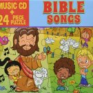 Bible Songs For Kids (Various Artists) [New CD] + 24 pc Puzzle
